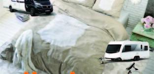 Lenteactie Bedlinnenset Hef- Of Garagebed (140x200)
